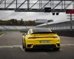 2021 Porsche 911 Turbo (Color: Racing Yellow) Rear Wallpapers  150x120 (20)