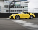 2021 Porsche 911 Turbo (Color: Racing Yellow) Side Wallpapers  150x120 (10)