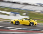 2021 Porsche 911 Turbo (Color: Racing Yellow) Side Wallpapers  150x120 (11)