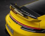 2021 Porsche 911 Turbo (Color: Racing Yellow) Spoiler Wallpapers 150x120 (26)
