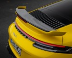 2021 Porsche 911 Turbo (Color: Racing Yellow) Spoiler Wallpapers 150x120 (25)