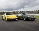 2021 Porsche 911 Turbo Front Three-Quarter Wallpapers 150x120 (48)