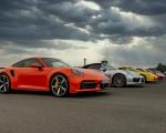 2021 Porsche 911 Turbo Front Three-Quarter Wallpapers 150x120 (50)