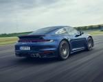 2021 Porsche 911 Turbo Rear Three-Quarter Wallpapers 150x120 (6)
