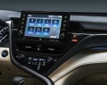 2021 Toyota Camry XLE Central Console Wallpapers 150x120 (11)