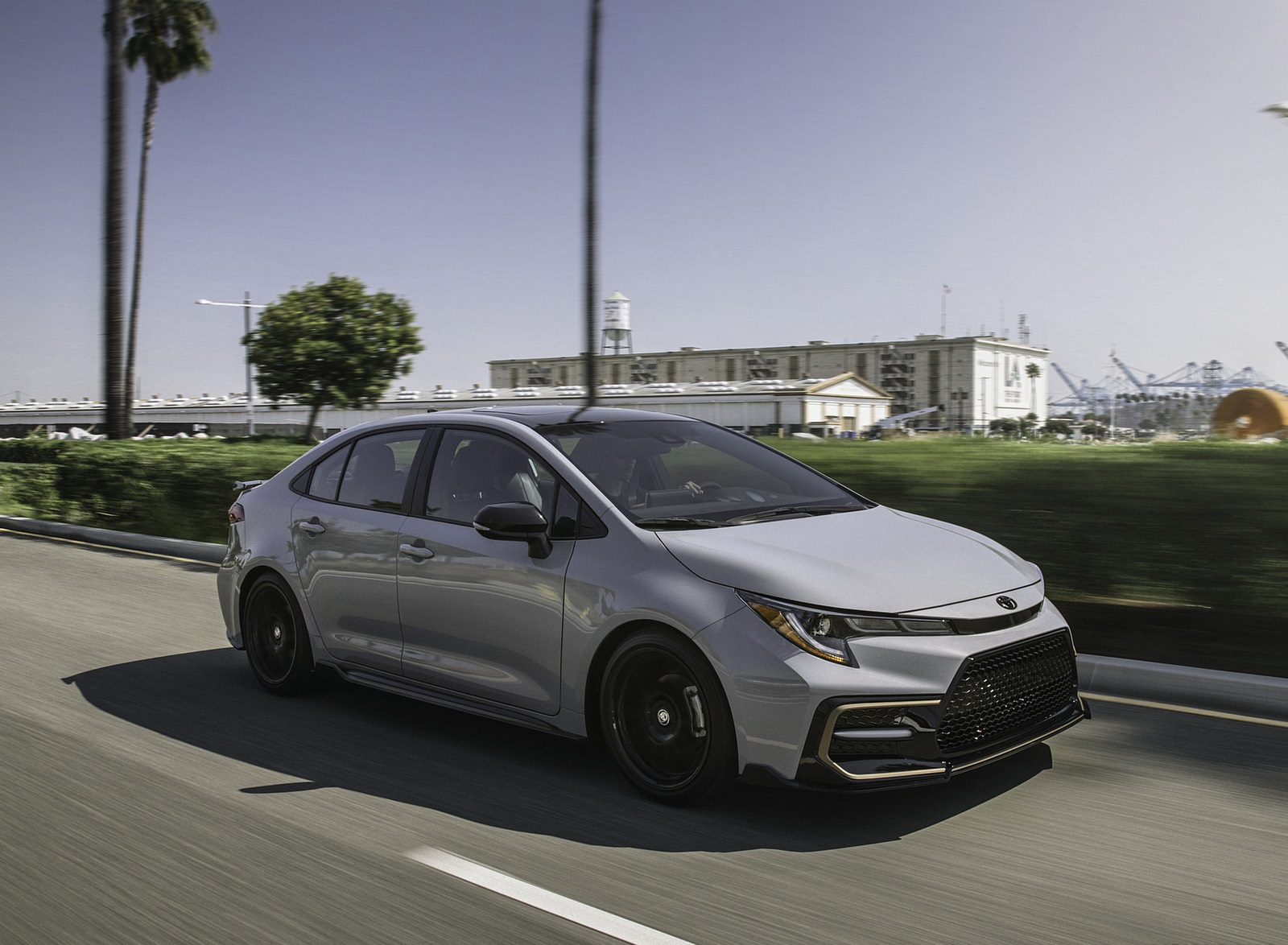2021 Toyota Corolla Apex Edition Front Three-Quarter Wallpapers  (3)