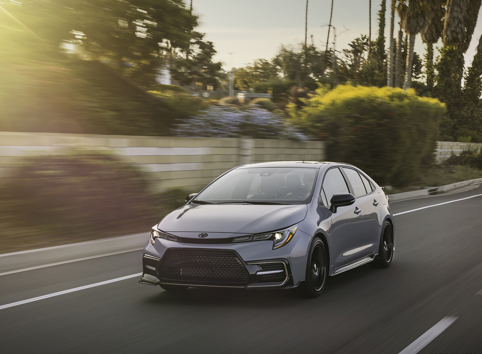 2021 Toyota Corolla Apex Edition Front Three-Quarter Wallpapers (2)