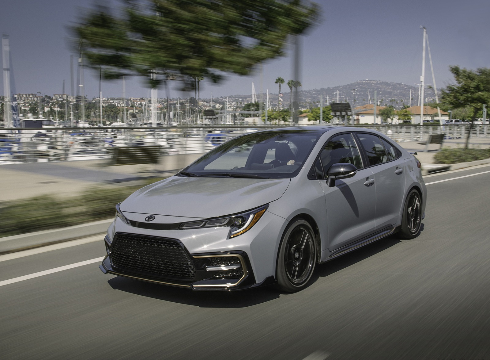 2021 Toyota Corolla Apex Edition Front Three-Quarter Wallpapers (4)