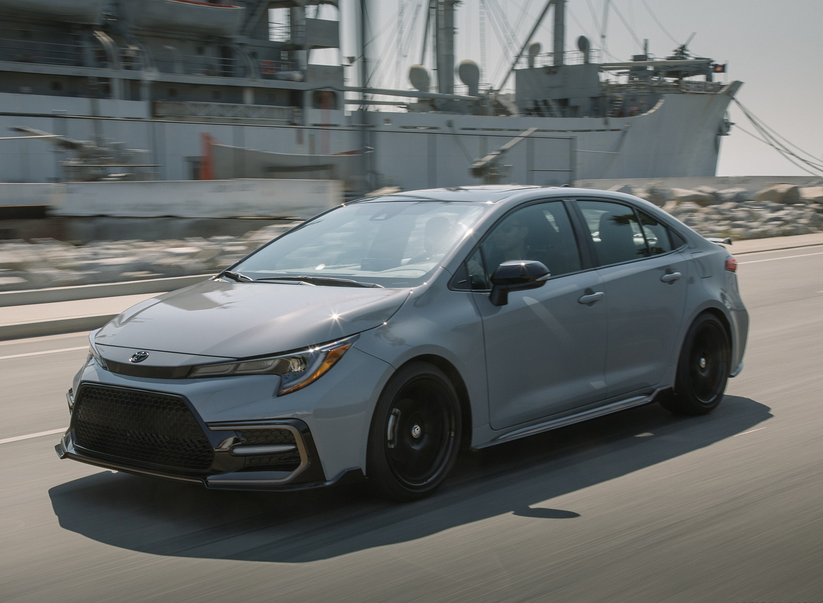 2021 Toyota Corolla Apex Edition Front Three-Quarter Wallpapers (6)