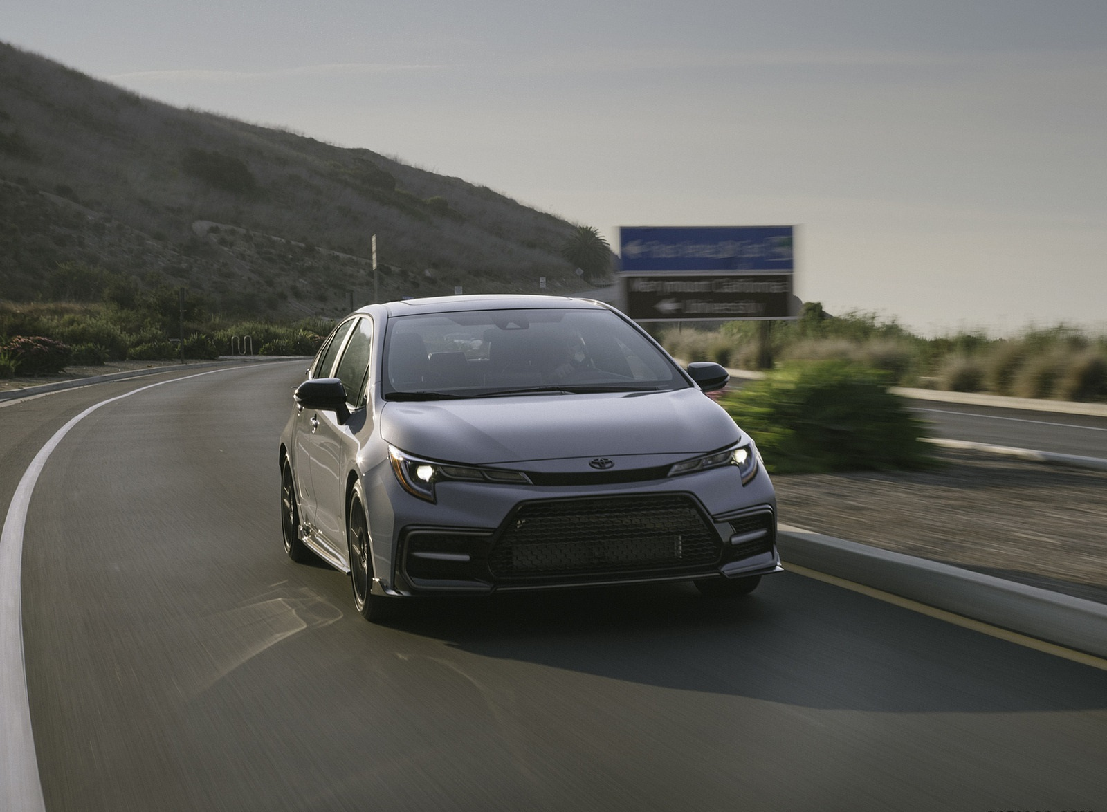 2021 Toyota Corolla Apex Edition Front Wallpapers  (7)