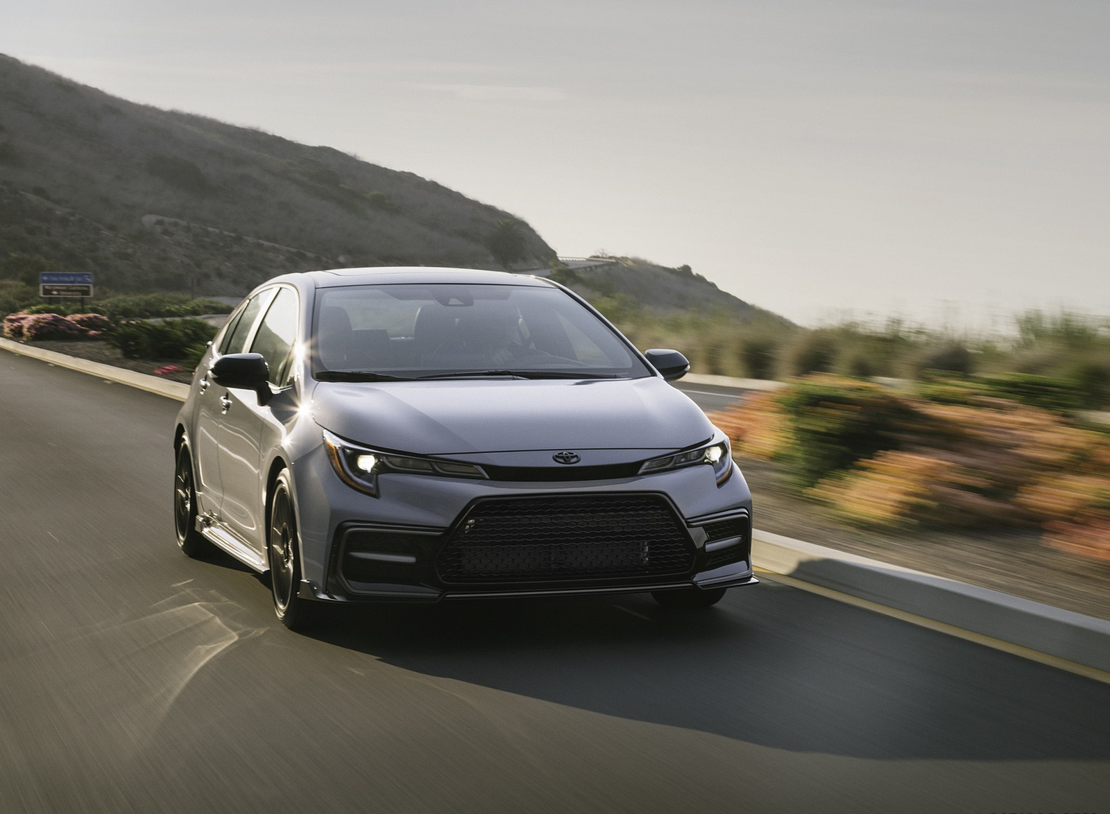 2021 Toyota Corolla Apex Edition Front Wallpapers (8)