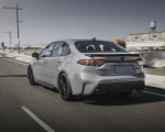 2021 Toyota Corolla Apex Edition Rear Three-Quarter Wallpapers 150x120 (9)