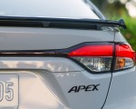 2021 Toyota Corolla Apex Edition Tail Light Wallpapers 150x120 (39)