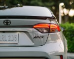 2021 Toyota Corolla Apex Edition Tail Light Wallpapers 150x120 (40)