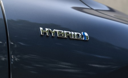 2021 Toyota Venza Hybrid Limited Badge Wallpapers 450x275 (26)