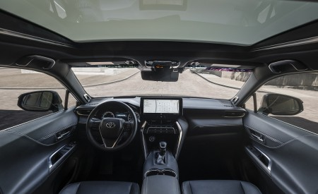 2021 Toyota Venza Hybrid Limited Interior Cockpit Wallpapers 450x275 (29)