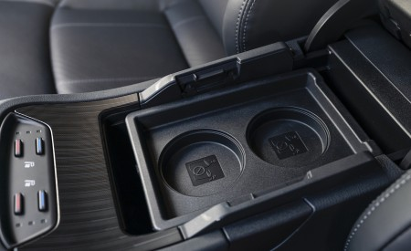 2021 Toyota Venza Hybrid Limited Interior Detail Wallpapers 450x275 (42)