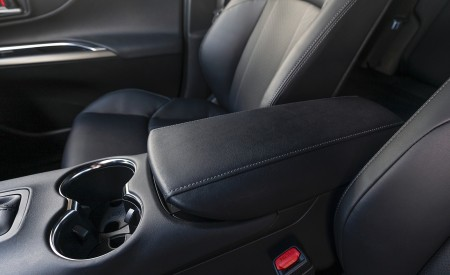 2021 Toyota Venza Hybrid Limited Interior Detail Wallpapers 450x275 (41)