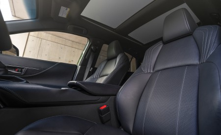 2021 Toyota Venza Hybrid Limited Interior Front Seats Wallpapers 450x275 (34)
