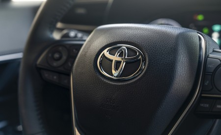 2021 Toyota Venza Hybrid Limited Interior Steering Wheel Wallpapers 450x275 (30)