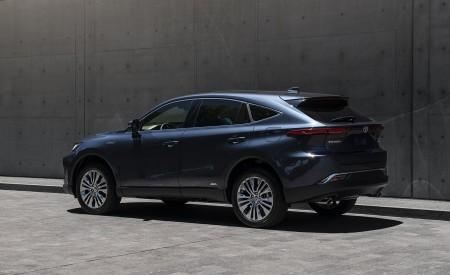 2021 Toyota Venza Hybrid Limited Rear Three-Quarter Wallpapers 450x275 (14)