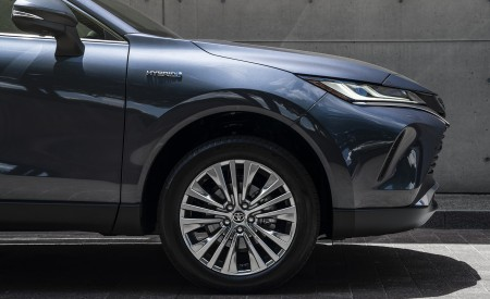 2021 Toyota Venza Hybrid Limited Wheel Wallpapers 450x275 (19)