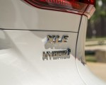 2021 Toyota Venza Hybrid XLE Badge Wallpapers 150x120 (19)