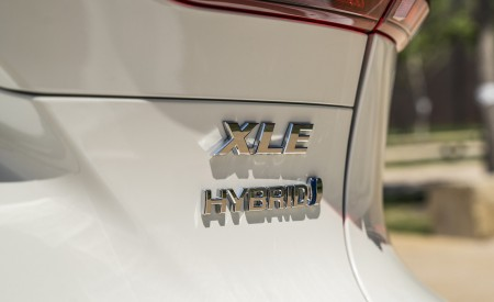 2021 Toyota Venza Hybrid XLE Badge Wallpapers 450x275 (19)