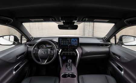 2021 Toyota Venza Hybrid XLE Interior Cockpit Wallpapers 450x275 (23)