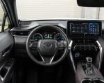 2021 Toyota Venza Hybrid XLE Interior Wallpapers 150x120 (22)