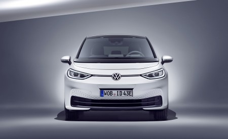 2021 Volkswagen ID.3 1st Edition Front Wallpapers 450x275 (141)