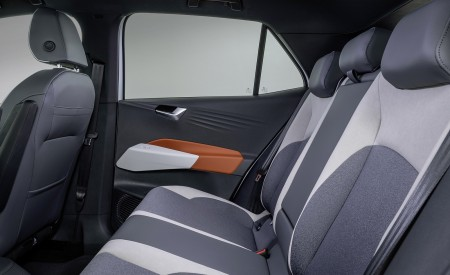 2021 Volkswagen ID.3 1st Edition Interior Rear Seats Wallpapers 450x275 (151)