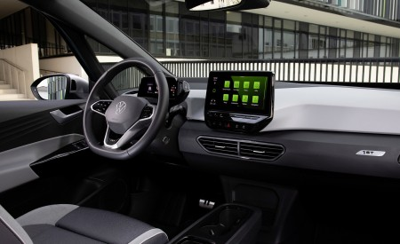 2021 Volkswagen ID.3 1st Edition Interior Wallpapers  450x275 (144)