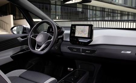 2021 Volkswagen ID.3 1st Edition Interior Wallpapers 450x275 (145)