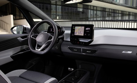 2021 Volkswagen ID.3 1st Edition Interior Wallpapers 450x275 (146)