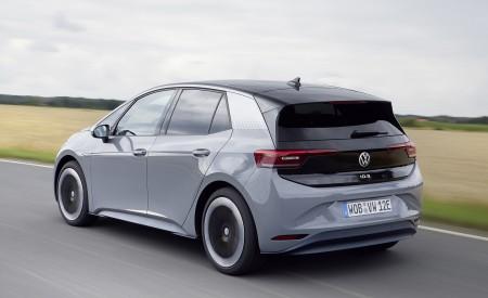 2021 Volkswagen ID.3 1st Edition Rear Three-Quarter Wallpapers 450x275 (133)