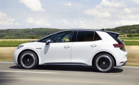 2021 Volkswagen ID.3 1st Edition Side Wallpapers 450x275 (113)