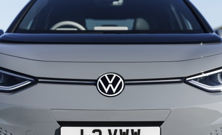 2021 Volkswagen ID.3 1st Edition (UK-Spec) Badge Wallpapers 450x275 (47)