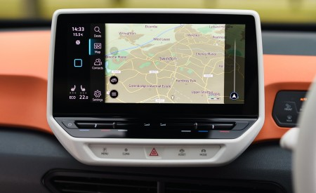 2021 Volkswagen ID.3 1st Edition (UK-Spec) Central Console Wallpapers 450x275 (94)