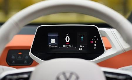 2021 Volkswagen ID.3 1st Edition (UK-Spec) Digital Instrument Cluster Wallpapers  450x275 (81)
