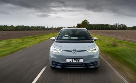 2021 Volkswagen ID.3 1st Edition (UK-Spec) Front Wallpapers 450x275 (4)
