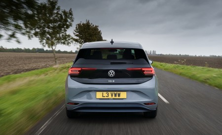 2021 Volkswagen ID.3 1st Edition (UK-Spec) Rear Wallpapers 450x275 (11)