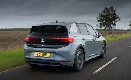 2021 Volkswagen ID.3 1st Edition (UK-Spec) Rear Wallpapers 450x275 (5)