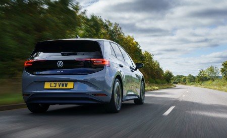 2021 Volkswagen ID.3 1st Edition (UK-Spec) Rear Wallpapers  450x275 (13)