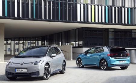 2021 Volkswagen ID.3 1st Edition Wallpapers 450x275 (136)