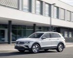2021 Volkswagen Tiguan Plug-In Hybrid Front Three-Quarter Wallpapers  150x120 (6)