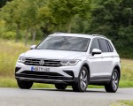2021 Volkswagen Tiguan Plug-In Hybrid Front Three-Quarter Wallpapers 150x120 (2)