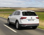 2021 Volkswagen Tiguan Plug-In Hybrid Rear Three-Quarter Wallpapers  150x120 (4)