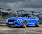 2020 BMW M2 CS Coupe Front Three-Quarter Wallpapers  150x120 (48)