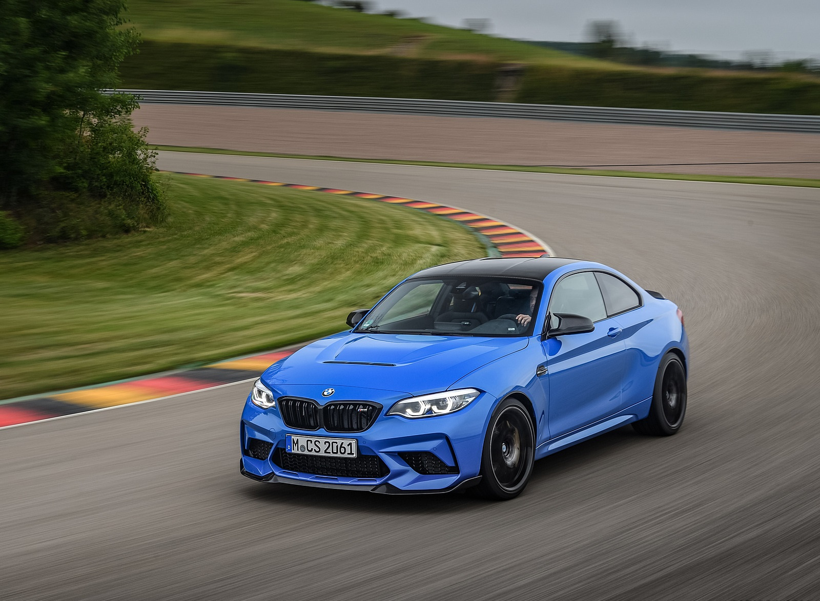 2020 BMW M2 CS Coupe Front Three-Quarter Wallpapers  (6)